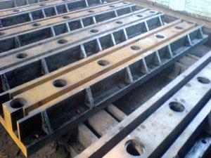 铸铁基础槽铁