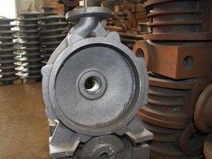 树脂砂铸件铸造加工