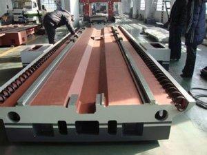 机床工作台铸件